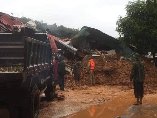 Tìm thấy thi thể 12/22 chiến sĩ Đoàn 337 bị nạn ở Quảng Trị - ảnh 2