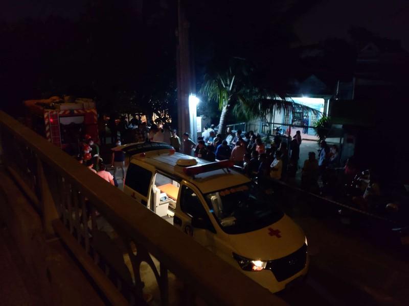 Thương tâm: Cháy nhà, 6 người ở TP Thủ Đức tử vong - ảnh 1