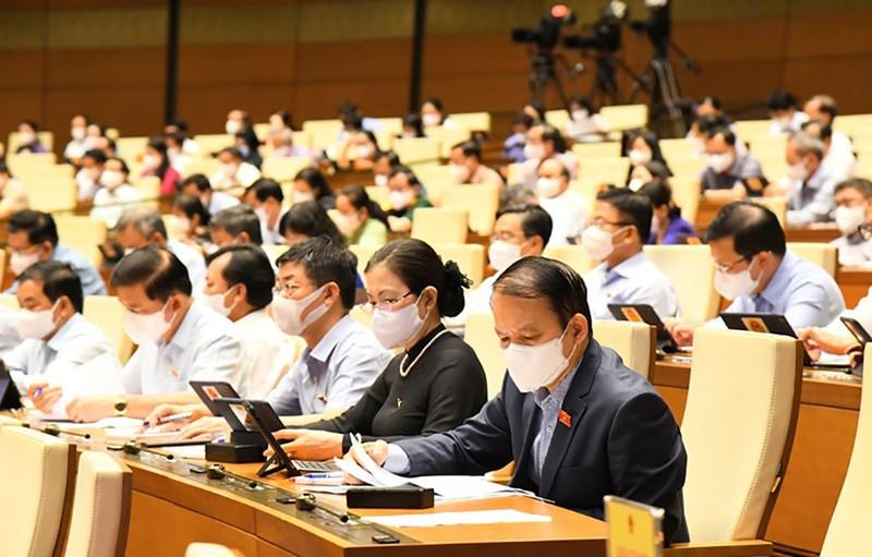 Diễn biến dịch phức tạp, Kỳ họp Quốc hội rút ngắn 3 ngày - ảnh 1
