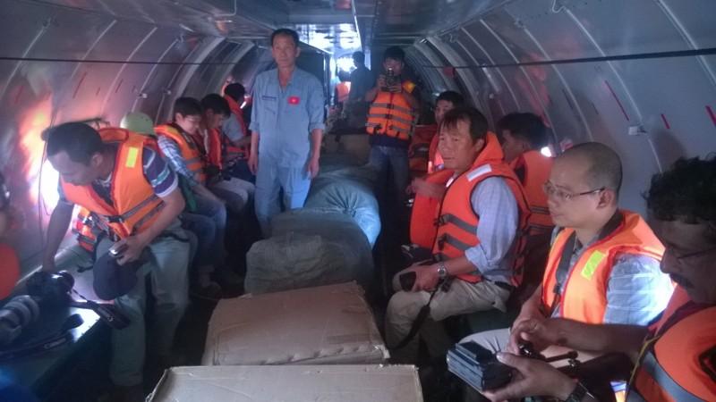 Trực tiếp: Dấu vết máy bay ở Malacca có thể chỉ là tin đồn - ảnh 17