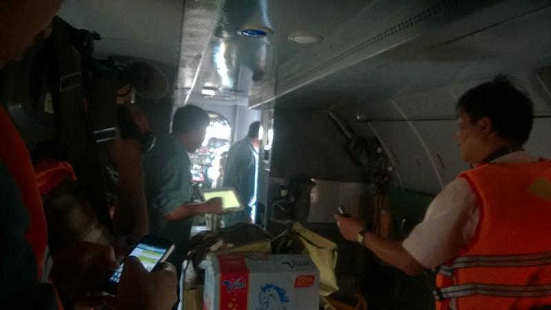 Trực tiếp: Dấu vết máy bay ở Malacca có thể chỉ là tin đồn - ảnh 18