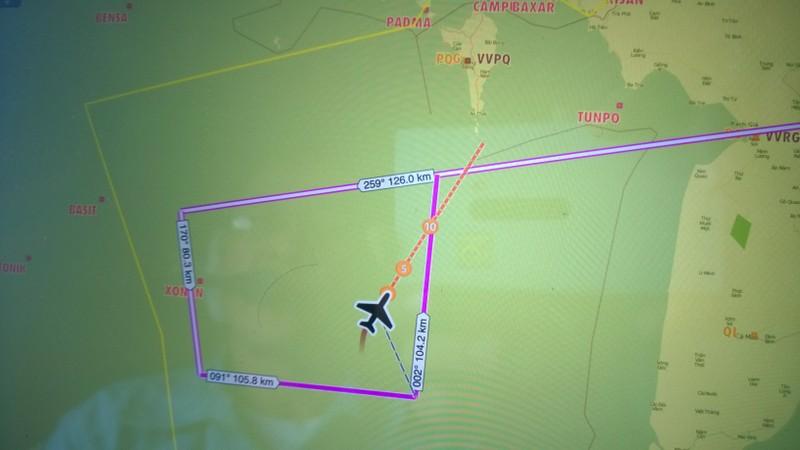 Trực tiếp: Dấu vết máy bay ở Malacca có thể chỉ là tin đồn - ảnh 8