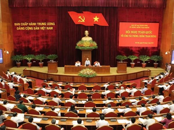 Tổng Bí thư Nguyễn Phú Trọng: Phải tạo cơ chế trừng trị để không ai dám tham nhũng - ảnh 1