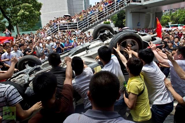 Các chiêu thức của truyền thông Trung Quốc trong vụ tranh chấp Senkaku/Điếu Ngư (P.2) - ảnh 1