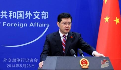 """Trung Quốc vu khống Việt Nam """"thường hành động đi ngược lời nói"""