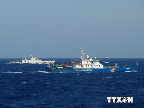 Mỹ: Trung Quốc là bên duy nhất khiêu khích gây căng thẳng ở Biển Đông - ảnh 1