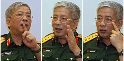 """Thượng tướng Nguyễn Chí Vịnh: Chiến lược ngoại giao """"hạm mà không pháo"""" của Trung Quốc - ảnh 1"""
