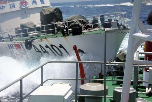 """Thượng tướng Nguyễn Chí Vịnh: Chiến lược ngoại giao """"hạm mà không pháo"""" của Trung Quốc - ảnh 2"""