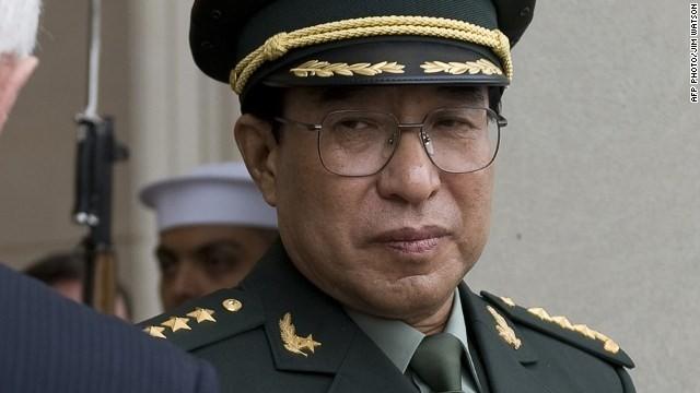 Trung Quốc sắp truy tố một Thượng tướng - nguyên Phó Chủ tịch Quân ủy Trung ương - ảnh 1