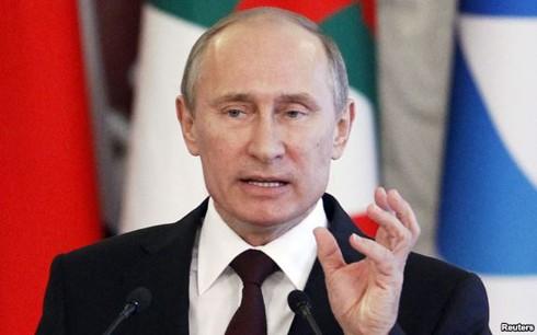 Tổng thống Nga: Mỹ đang đẩy quan hệ hai nước đi vào ngõ cụt - ảnh 1