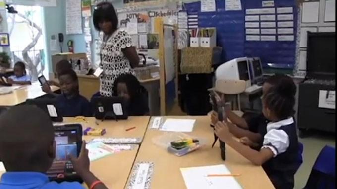 Mỹ: Vì sao Los Angeles ngưng trang bị iPad cho học sinh? - ảnh 1