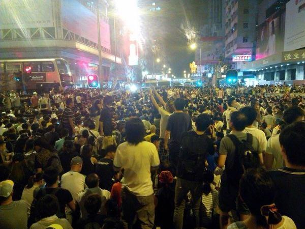 Biểu tình ở Hong Kong: Căng thẳng mới chỉ là khởi đầu? - ảnh 1