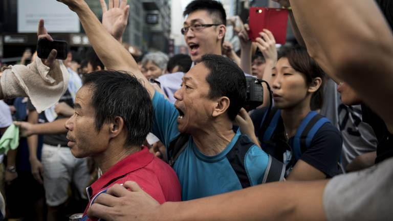 Biểu tình ở Hong Kong: Căng thẳng mới chỉ là khởi đầu? - ảnh 2