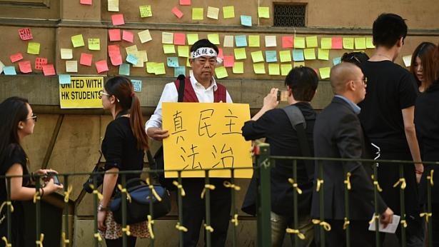 Biểu tình ở Hong Kong: Căng thẳng mới chỉ là khởi đầu? - ảnh 3