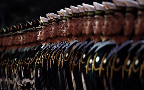 """Quân đội Trung Quốc có phải là rồng """"xịn""""? - ảnh 1"""