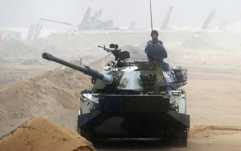 """Quân đội Trung Quốc có phải là rồng """"xịn""""? - ảnh 2"""