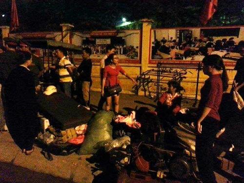 Hà Nội: Cháy dữ dội ở khu đô thị Nam Trung Yên - ảnh 8