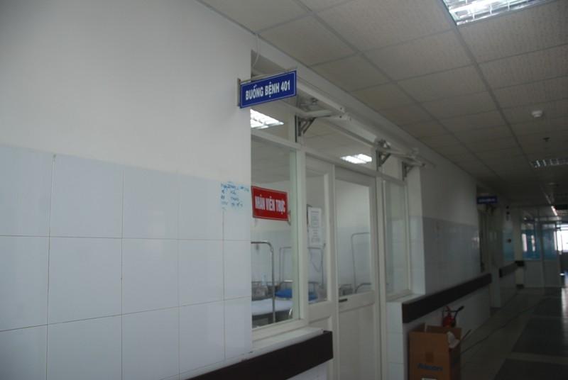 Diễn biến sức khỏe của bệnh nhân nghi nhiễm Ebola ở Đà Nẵng - ảnh 1