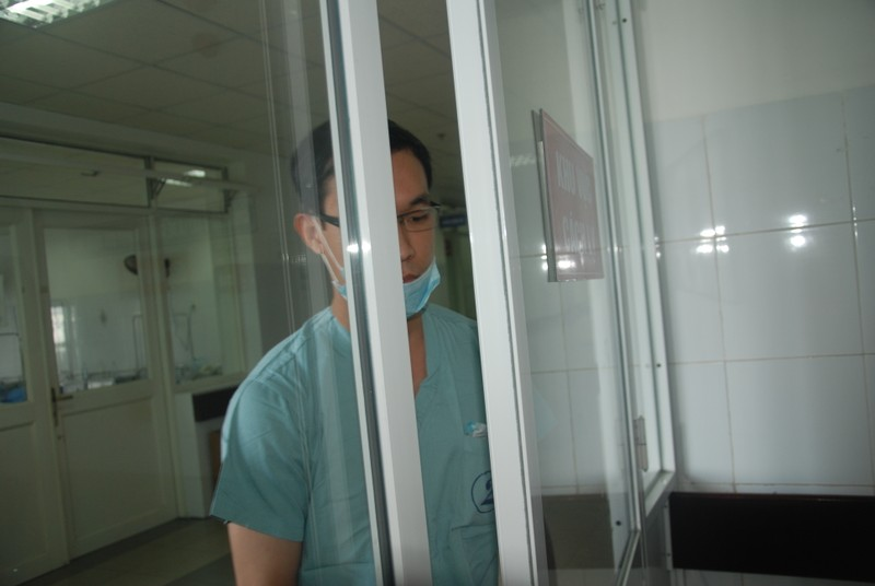 Diễn biến sức khỏe của bệnh nhân nghi nhiễm Ebola ở Đà Nẵng - ảnh 2