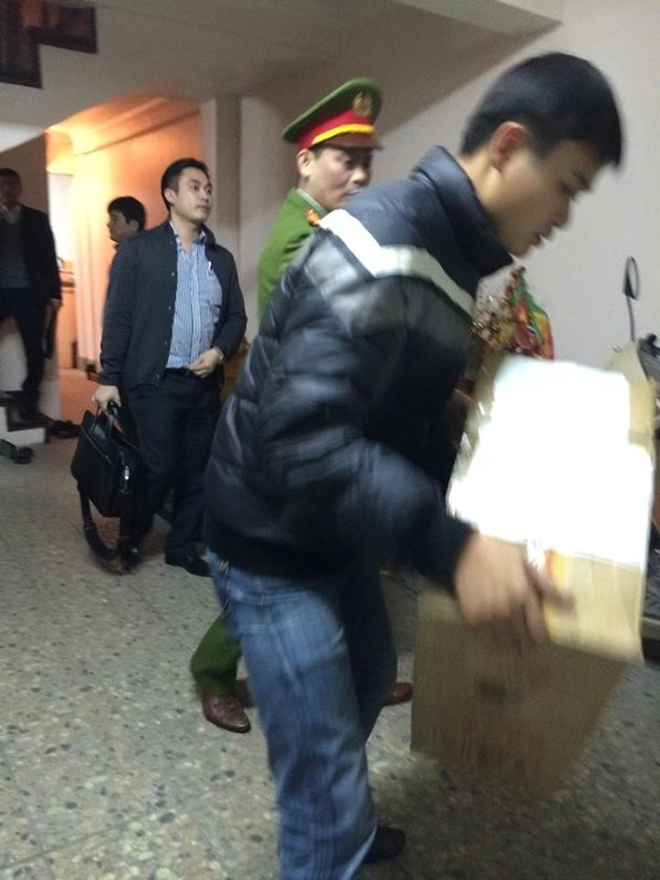 Bắt tạm giam, khám xét nhà đại biểu Quốc hội Châu Thị Thu Nga - ảnh 1