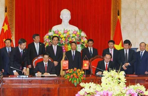 Bộ Công an Việt Nam và Bộ Công an Trung Quốc đẩy mạnh hợp tác - ảnh 2