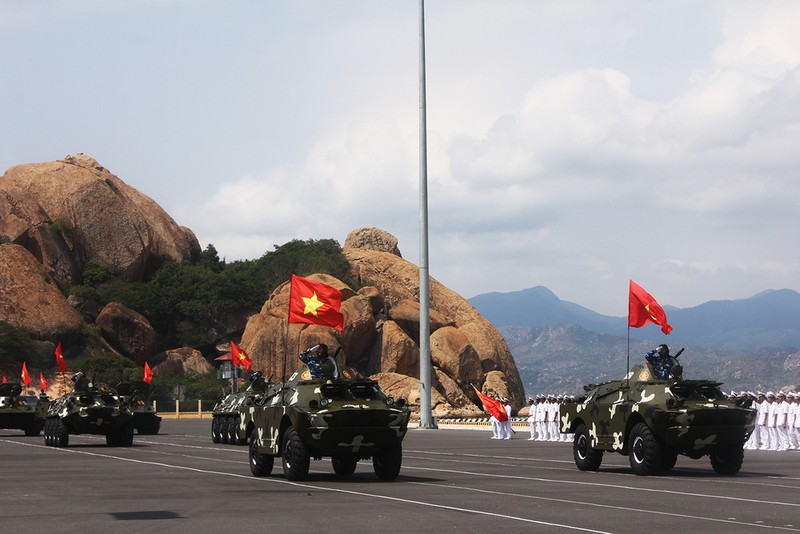 Tự hào sức mạnh Hải quân Việt Nam  - ảnh 11