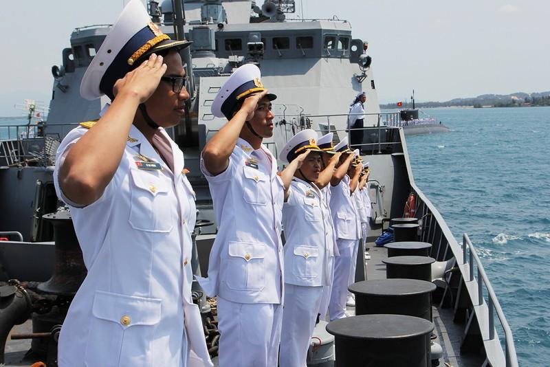 Tự hào sức mạnh Hải quân Việt Nam  - ảnh 14