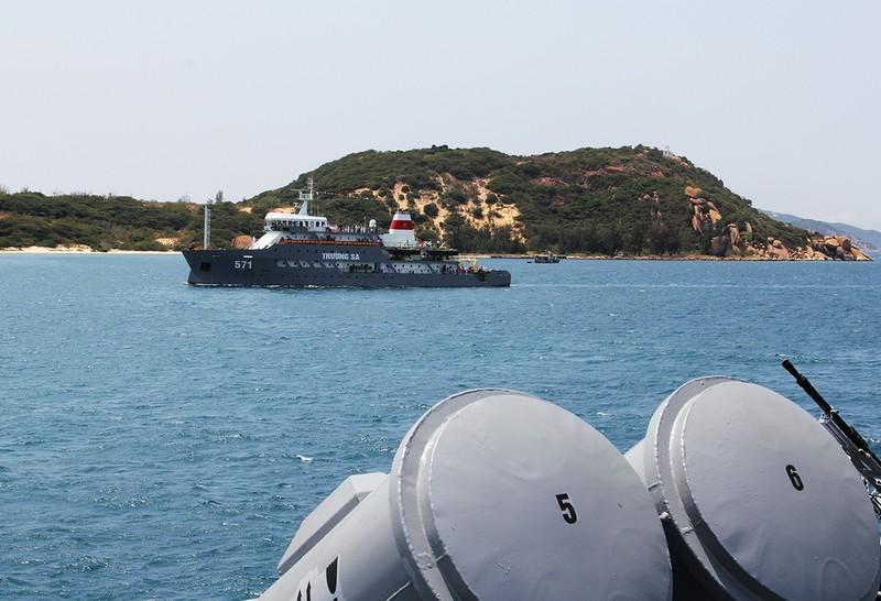 Tự hào sức mạnh Hải quân Việt Nam  - ảnh 16