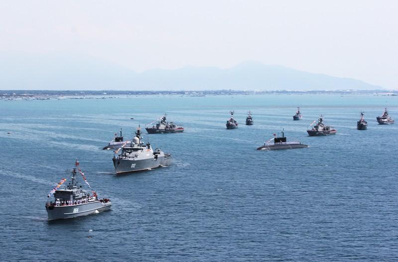Tự hào sức mạnh Hải quân Việt Nam  - ảnh 3