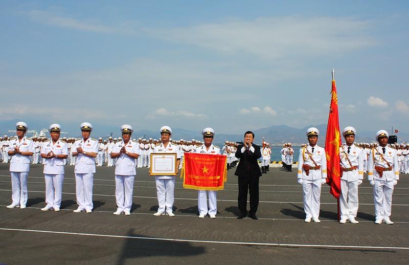 Tự hào sức mạnh Hải quân Việt Nam  - ảnh 5