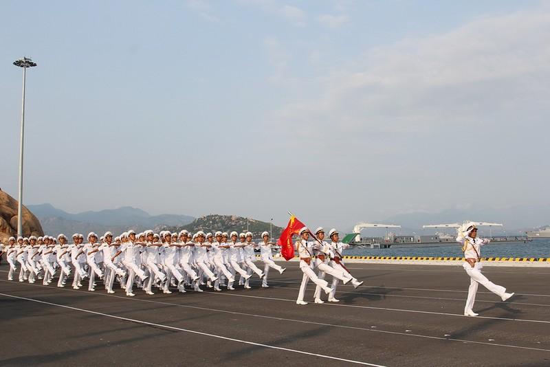 Tự hào sức mạnh Hải quân Việt Nam  - ảnh 7