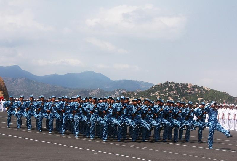Tự hào sức mạnh Hải quân Việt Nam  - ảnh 8