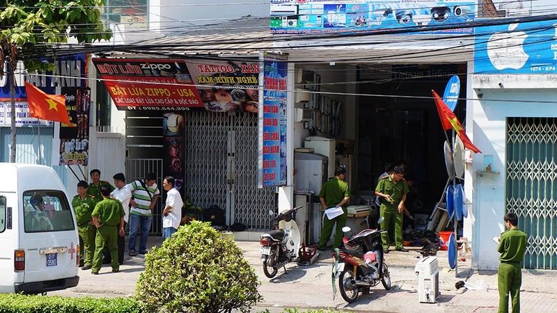 Nổ kinh hoàng tại cửa hàng điện lạnh, 1 người chết, 2 người trọng thương - ảnh 3