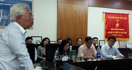 Ông Trần Phương Bình chính thức bàn giao công việc tại NH Đông Á - ảnh 1