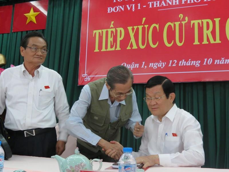 Chủ tịch nước mời người dân góp ý nhân sự cho Đảng - ảnh 1