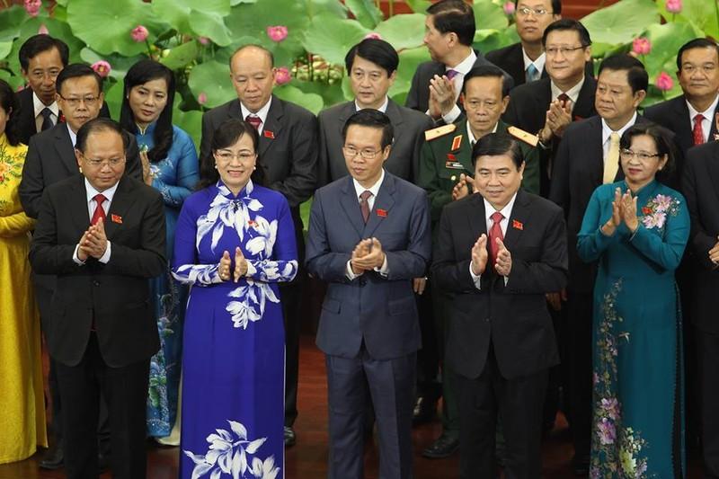 TP.HCM công bố danh sách nhân sự Đại hội X - ảnh 1
