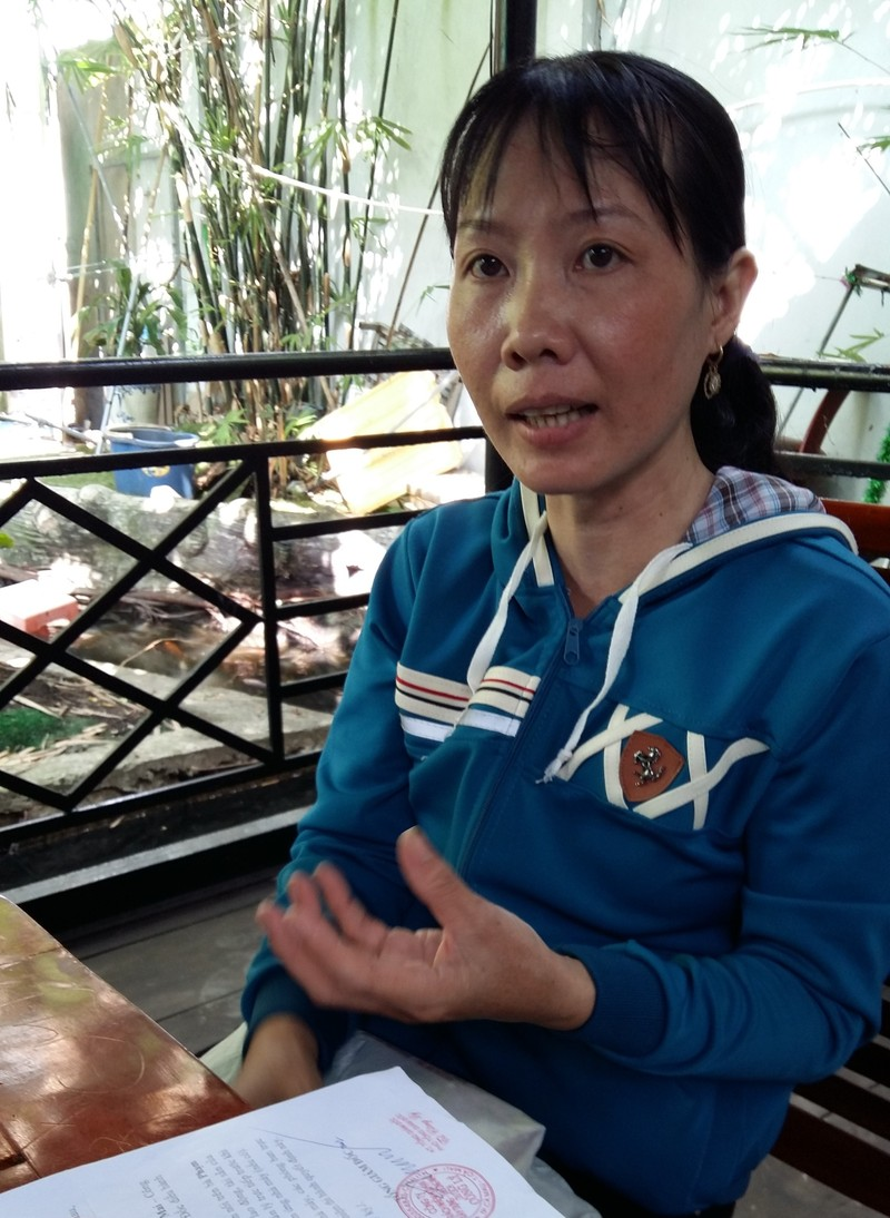 Chị công nhân lượm được 5 lượng vàng thắng kiện nhà máy rác - ảnh 1