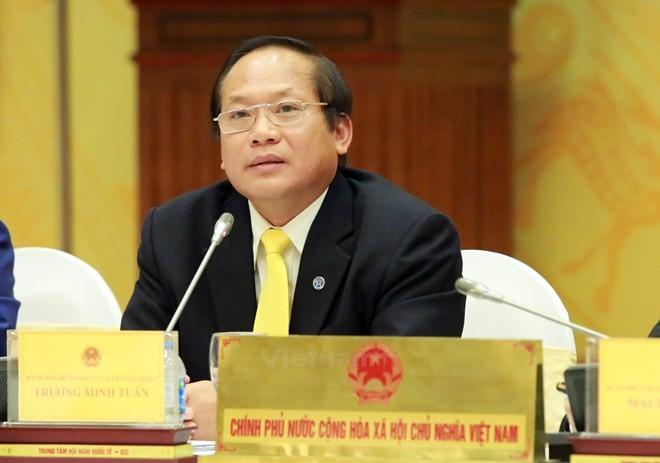 Bộ trưởng TT&TT lên tiếng về những vụ tuýt còi báo chí - ảnh 1