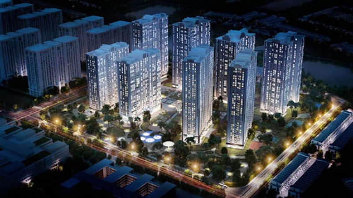 Vingroup sẽ xây 300.000 căn hộ Vincity giá chỉ từ 700 triệu