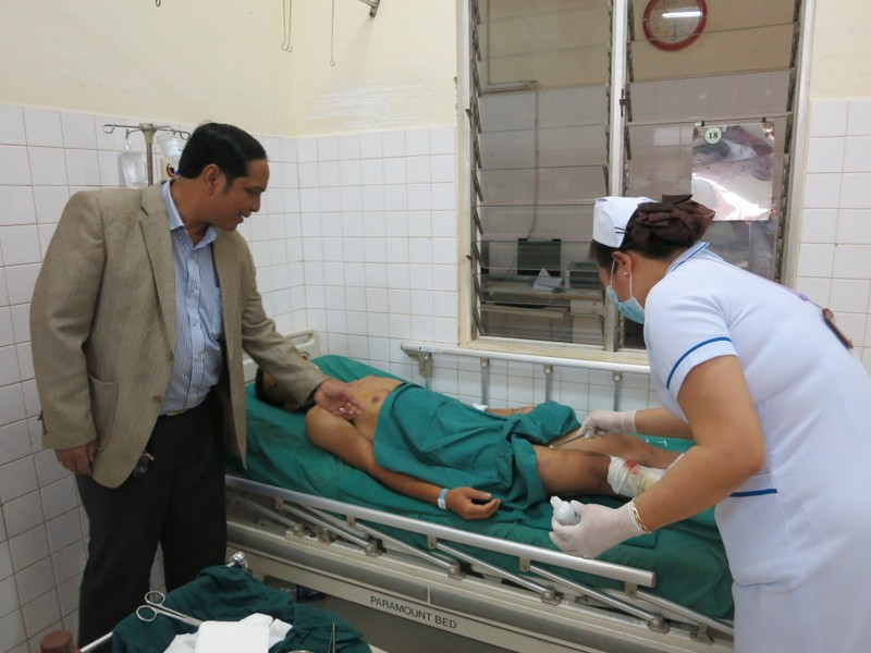 Bộ Công an thụ lý điều tra vụ nổ tại Công an Đắk Lắk - ảnh 1