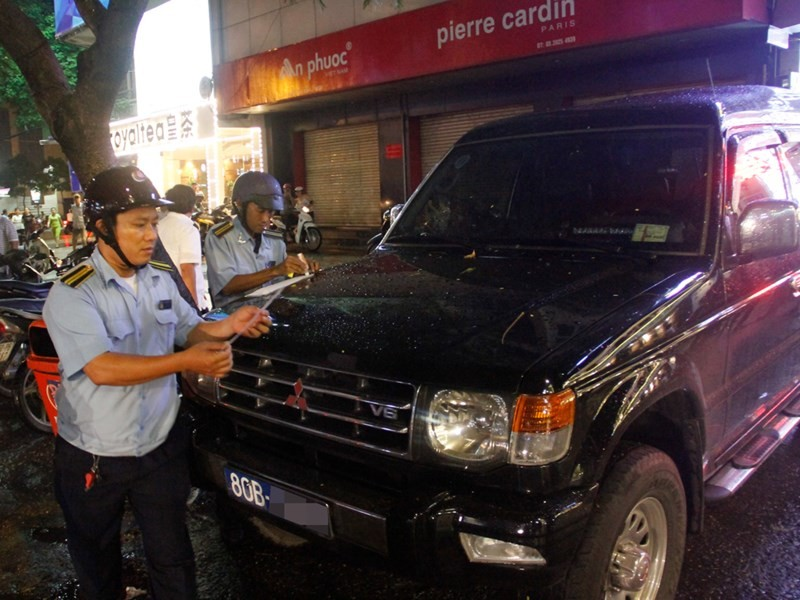 Lần đầu tiên ông Hải xử lý hai ô tô 80B trong một đêm - ảnh 1
