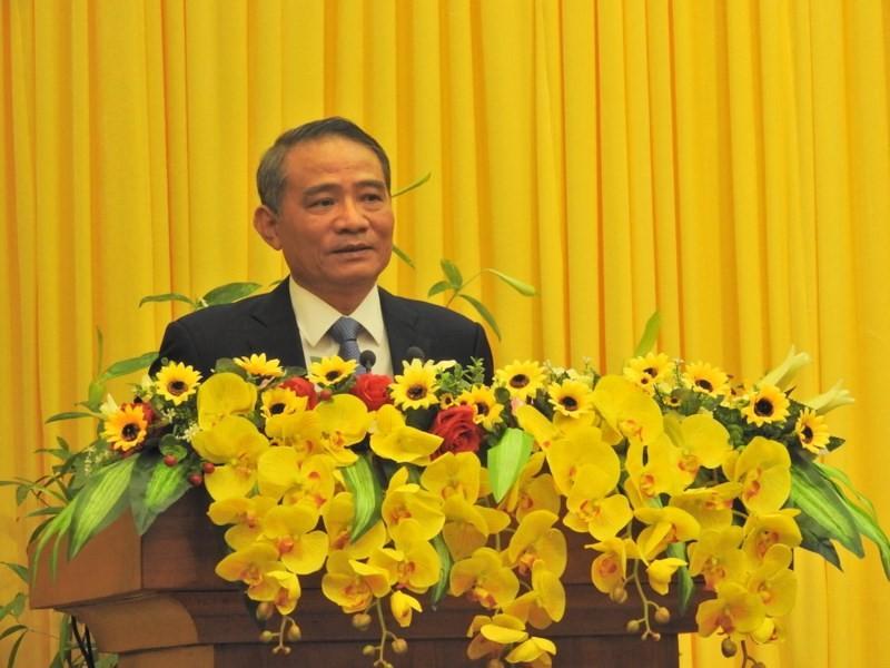 Bí thư Đà Nẵng Trương Quang Nghĩa nói gì khi nhậm chức? - ảnh 1