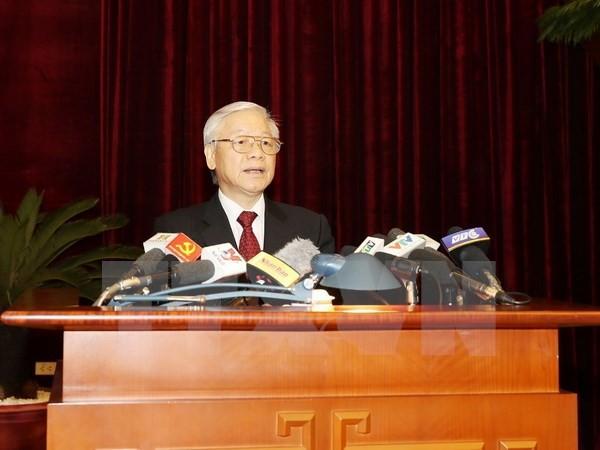 Tổng Bí thư nói về việc kỷ luật ông Nguyễn Xuân Anh - ảnh 1