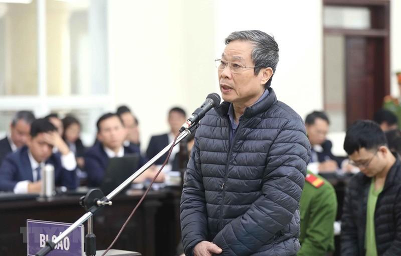 Điều gì đang xảy ra với cựu bộ trưởng Nguyễn Bắc Son? - ảnh 1