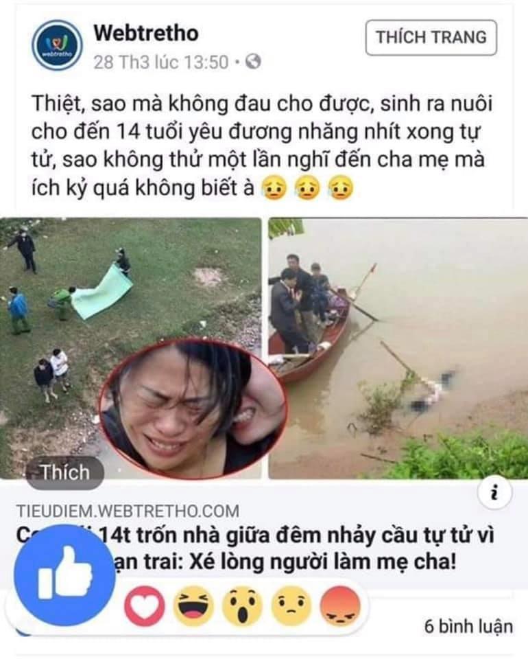 Webtretho xúc phạm gia đình liệt sĩ nhà giàn DK1 - ảnh 2