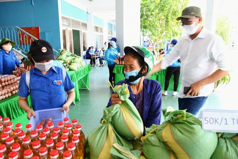 Khai trương siêu thị 0 đồng ở Ninh Thuận - ảnh 2