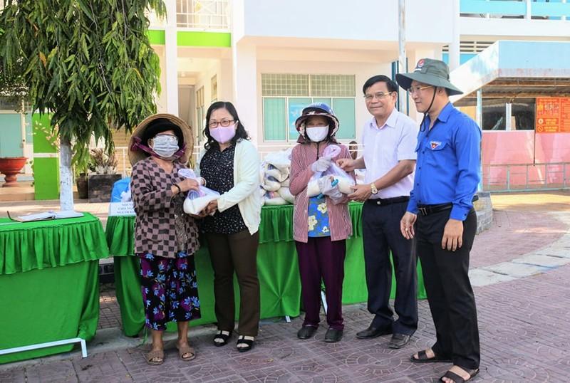 Thêm cây ATM gạo hỗ trợ người dân ở Ninh Thuận - ảnh 4