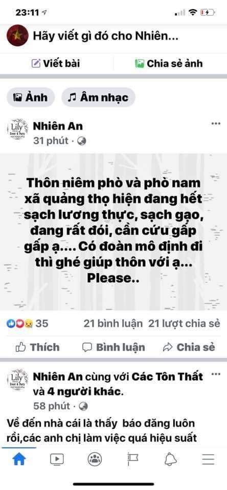 Lũ dâng trong đêm, người dân Quảng Trị lên mạng cầu cứu   - ảnh 5