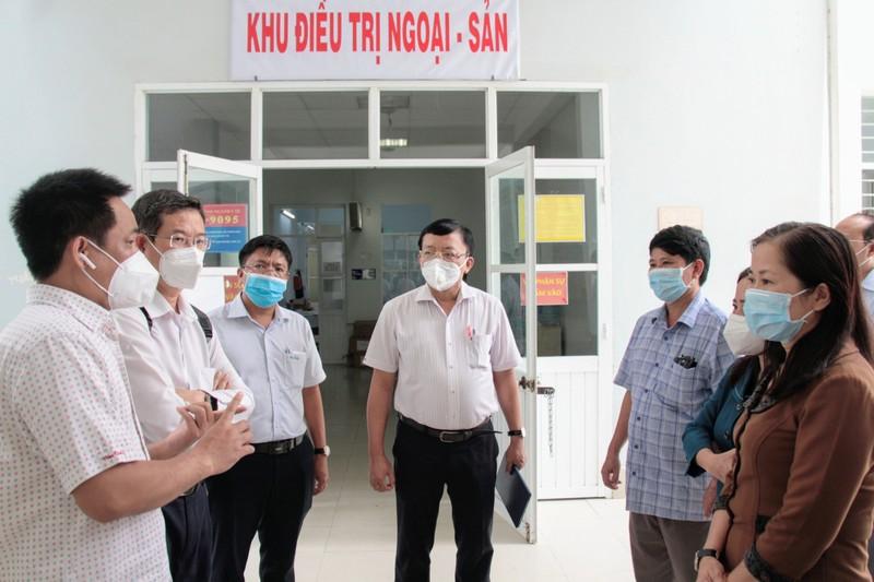 Ninh Thuận: Đón gần 250 người bị mắc kẹt tại TP.HCM về quê - ảnh 3