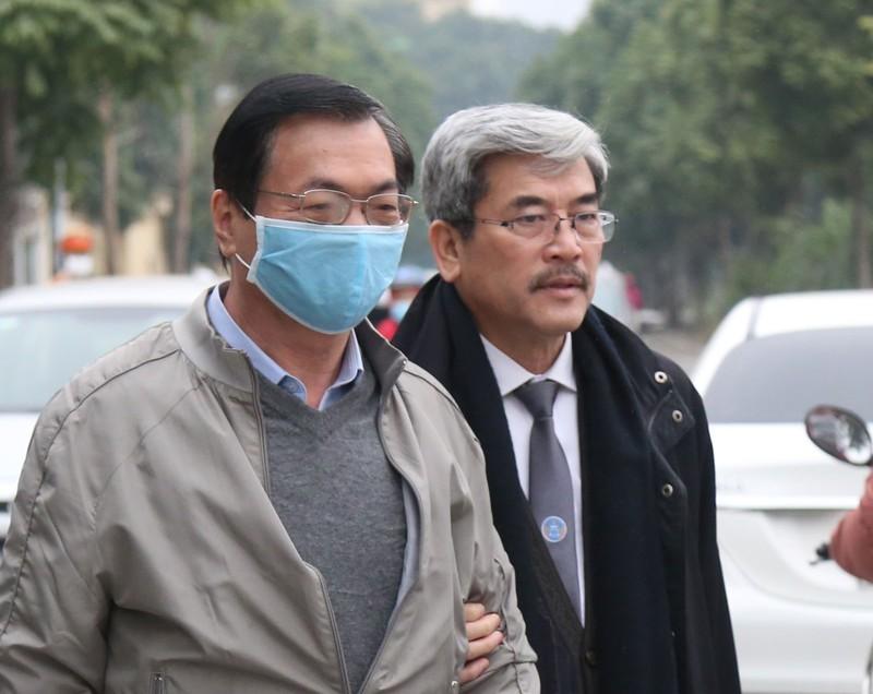 Hôm nay, xử cựu bộ trưởng Vũ Huy Hoàng - ảnh 1